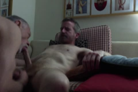 lustful older guy Stops By For A Cocksucking And Breeding Session.
