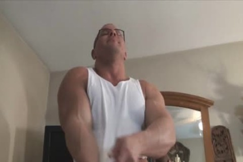 Muscle chap naked Stripping