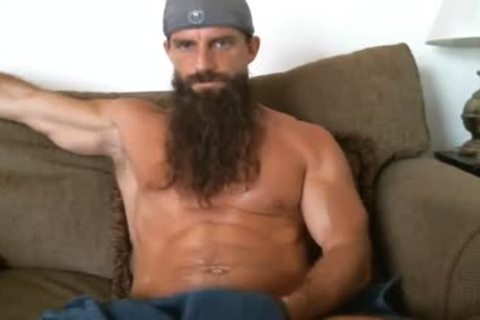 long Bearded Muscle lad Solo #3