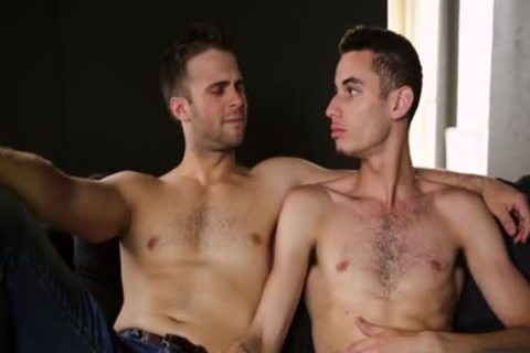 Muscle gay anal-copulation With ejaculation